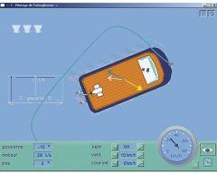 8 simulations Aéroglisseur