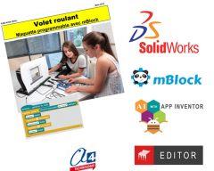Dossier et ressources numériques offertes pour Maquette Volet roulant