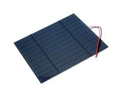 Panneau solaire 1 W - 80 x 100 mm