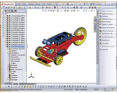 SolidWorks Techno Collège (SolidWorks, Edrawings, EFICN,CosmosX)