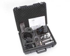 Malette rigide avec mousse usinée pour pack audio audio Zoom H6