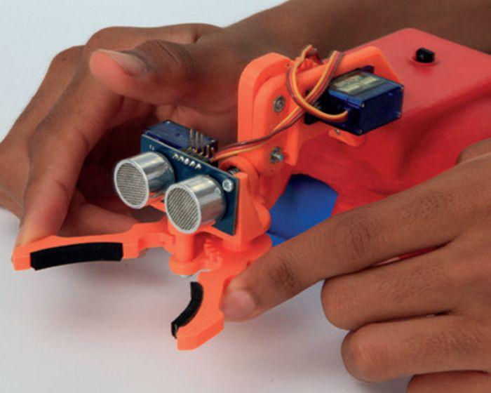 Pince robot i3D